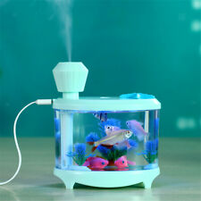 USB Essential Oil Diffuser Ultrasonic Cool Mist Aroma Humidifier Air Purifier