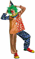 Funny Clown Gardi Ladies fancy dress NEW - ladies Carnival Costume costume