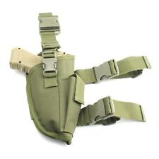Right Handed Leg Pistol Holster  Adjustable Universal Gun Holster with Mag Pouch