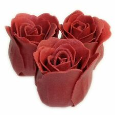 Bath Petals Confetti Red Roses Guest Soap Wedding Valentine In Heart Shaped Box