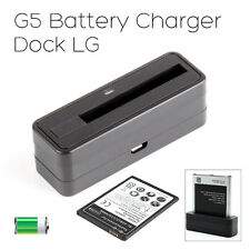 USB Desktop Dock Charging Cradle Station Battery Charger Support for LG G5 G4