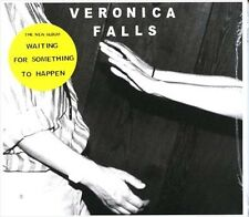 Waiting For Something To Happen, 2013  Veronica Falls CD NEW