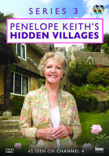 Penelope Keith's Hidden Villages: Series 3 DVD (2017) Penelope Keith ***NEW***