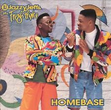 DJ Jazzy Jeff & Fresh Prince - Homebase (CD, Jive) Ring My Bell, I'm All That