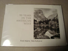 "Ansel Adams Bob Kolbrener ""90 Years in the American West"" Exhibition Collection"