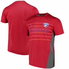 Fc Dallas Adidas Performance S/S T-Shirt