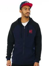 Etnies Navy-Red E-Corp Zip Hoody