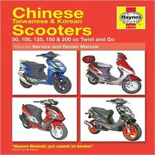 Chinese Scooters Service and Repair Manual (Haynes Service and Repair Manuals),