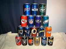 Pick Your Team Bud Light 2016 NFL Kickoff Beer Can Packers Bears Patriots Rams