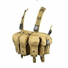 DLP Tactical Intruder Universal Chest Rig with 308 / 223 Magazine Pouches