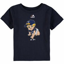 Milwaukee Brewers Majestic MLB Infant Baby Mascot