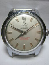 VINTAGE FRENCH MENS WATCH MORTIMA - 50S