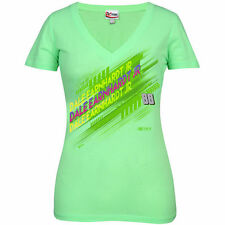 Dale Earnhardt Jr. Chase Authentics Women's V-Neck T-Shirt - NASCAR