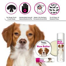 BRITTANY SPANIEL HANDCRAFTED ALL NATURAL NOSE BUTTER FOR ROUGH, DRY DOG NOSES