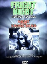 Night of the Living Dead (DVD, 1998 Fright Night Horror Classics #1) VIEWED ONCE