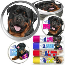 ROTTWEILER GIFT COMBOS FOR DRY NOSES, ROUGH PAWS, ELBOW CALLUSES, ANXIETY +