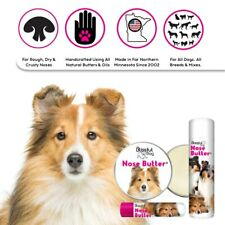 SHETLAND SHEEPDOG ALL NATURAL NOSE BUTTER FOR DRY, CRUSTY SHELTIE NOSES
