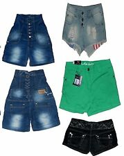 ladies summer shorts women sexy denim jean jeans wear girl pastel look