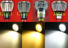 4W/5W/7W MR16/GU10/GU5.3/E27 SMD Led Bulb Lamp lights White/Warm/Naturally white