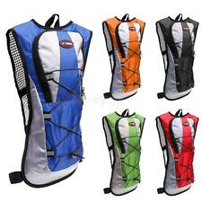 New Sports Backpack 2L Water Bladder Bag Hydration Packs Climbing Hiking Camping