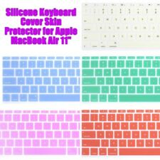 NEW Soft Silicone Keyboard Cover Skin Protector for Apple MacBook Air 11″