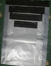 Mixed Grey Plastic Postal Mailing Mail Postage Bags Poly Quality Strong