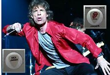 MICK JAGGER THE ROLLING STONES 2006 GUITAR PICK