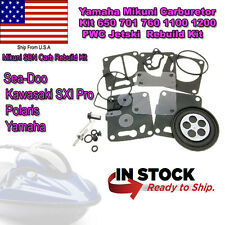 PWC JETSKI / SEADOO Carburettor Kit For Mikuni Super BN34mm / 38mm / 44mm / 46mm