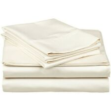 Scala Home Fashions Inc. 400 Thread Count Egyptian Quality Cotton Sheet Set