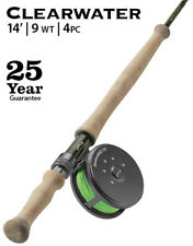 "NEW - Orvis Clearwater Spey 9wt 14'0"" Fly Rod Outfit - FREE SHIPPING!"