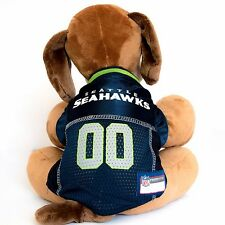 Seattle Seahawks Dog Jersey NFL Football Officially Licensed Pet Product