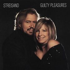 Barbra Streisand - Guilty Pleasures (CD, Sony) Barry Gibb, Come Tomorrow