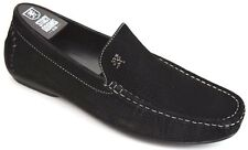 Mens STACY ADAMS Casual Shoes Driving Moccasin Slip On Loafer Black PIPPIN 25089