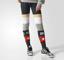 ADIDAS ORIGINALS RITA ORA BANNED FROM NORMAL LEGGINGS   BNWT  SIZE 8 VERY RARE!