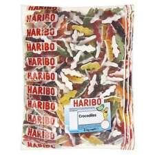 * Haribo Jelly Crocodiles Chewy Jelly Sweets Party Wedding Favours Retro 100g