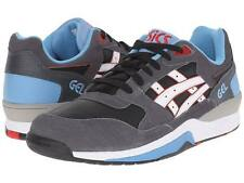 ASICS H420L.9001 GT-QUICK Mn's (M) Black/White Leather/Synthetic Athletic Shoes
