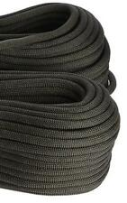 """Samson Static Cord Rope 3/8"""" Solid Black 5,700lbs meets NFPA requirements 46'"""