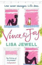 NEW Vince & Joy By Lisa Jewell Paperback Free Shipping