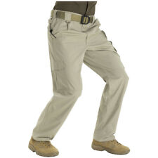 5.11 Taclite Pro Combat Trousers Tactical Patrol Cargos Mens Pants Ripstop Stone