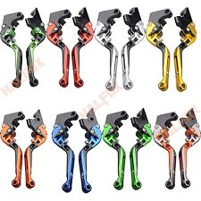 Fold Brake Clutch Levers for Honda CBR600RR CBR1000RR CBR900RR CBR600 F2 F3 F4