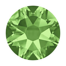 Swarovski Hot Fix Crystals - Peridot