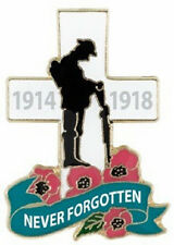 Soldier pin badge