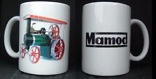 MAMOD STEAM TRACTION ENGINE TE1A gift MUG Personalised mugs for live model fan