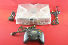 Microsoft Xbox Crystal Console - PAL
