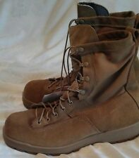 ARMY USAF OCP Scorpion W2 Coyote Brown Military Issue Combat Boots New