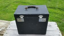 Vintage Singer Featherweight Portable Sewing Machine CASE Only **NICE**