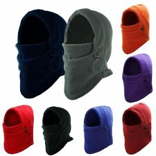 Sports Motorcycle Bike Balaclava Ski Face Fleece Thermal Mask Hood Hat Helmet US