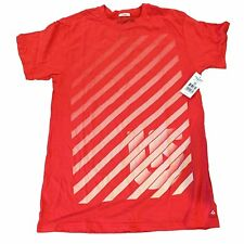 Burton Snowboard Men's Tee Shirt T-Shirt Electro Red Small - New w/ Tags!