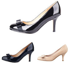 Verocara Women Round Toe High Heel Elegant Dress Pump Shoe for Bride and Party