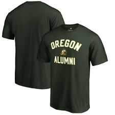 Oregon Ducks Fanatics Branded Team Alumni T-Shirt - Green - NCAA